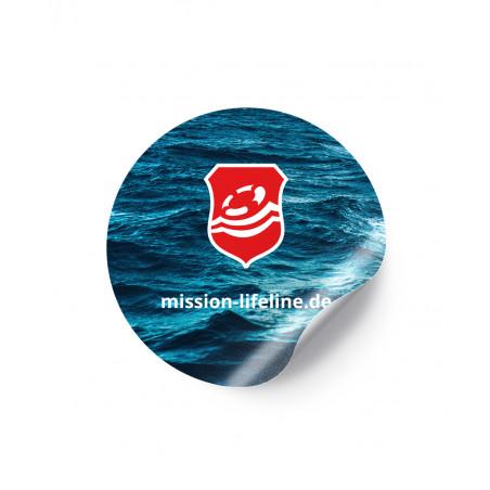 Sticker Paket Ocean